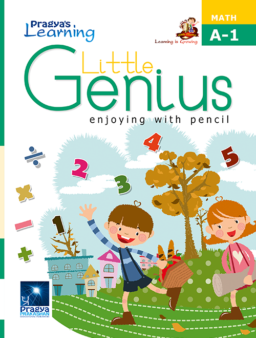 Little Genius Math A-1
