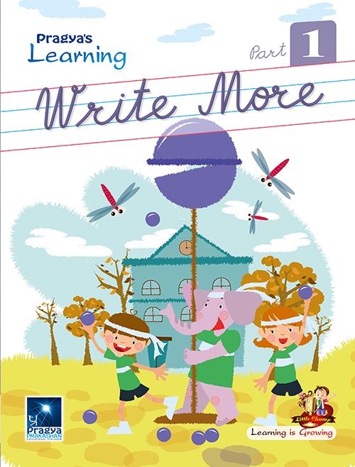 Write More - 1