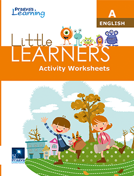 Little Learners worksheet English-A