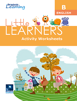 Little Learners worksheet English-B