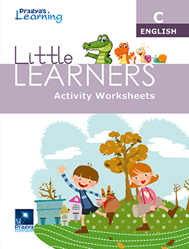 Little Learners worksheet English-C