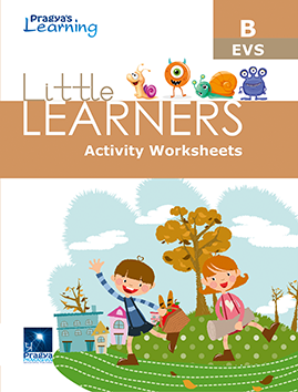 Little learners worksheet EVS - B
