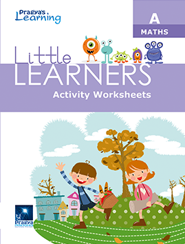 Little Learners worksheet Math-A