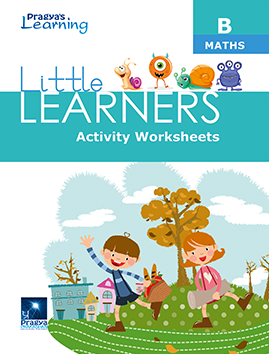 Little Learners worksheet Math-B