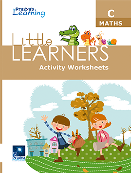 Little Learners worksheet Math-C