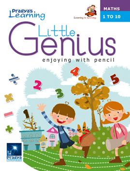 Little Genius Math 1 to 10