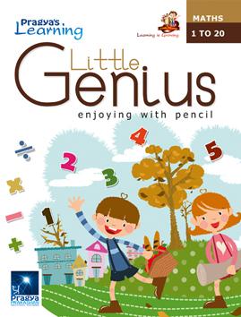 Little Genius Math 1 to 20